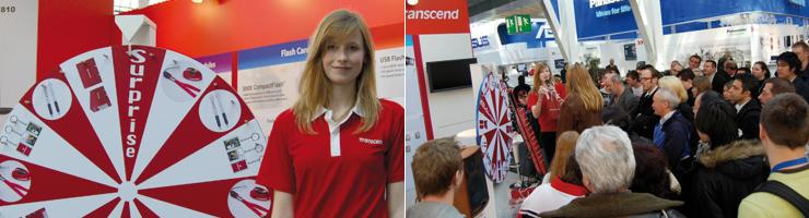 Gewinnspielpromotion in Ansbach